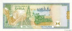1000 Pounds SYRIE  1997 P.111a NEUF