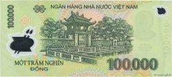 100000 Dong VIET NAM  2012 P.122h NEUF