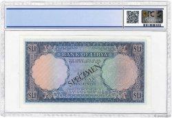 1 Pound LIBYE  1963 P.25s pr.NEUF