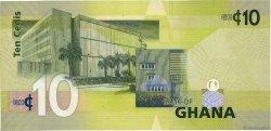10 Cedis GHANA  2007 P.39a NEUF