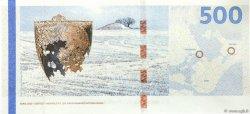 500 Kroner DANEMARK  2012 P.068d NEUF