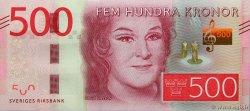 500 Kronor SUÈDE  2015 P.73 NEUF