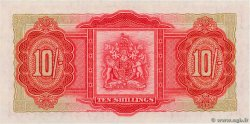 10 Shillings BERMUDES  1957 P.19b NEUF