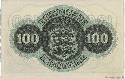 100 Kroner DANEMARK  1944 P.039a SPL