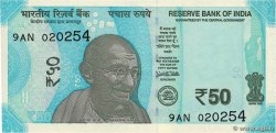 50 Rupees  INDE  2017 P.111a NEUF