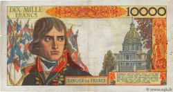10000 Francs BONAPARTE FRANCE  1956 F.51.04 TB