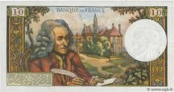 10 Francs VOLTAIRE  FRANCE  1967 F.62.25 SUP