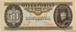 50 Forint HONGRIE  1986 P.170g SUP