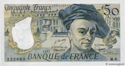 50 Francs QUENTIN DE LA TOUR  FRANCE  1977 F.67.02