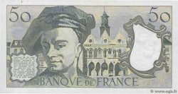 50 Francs QUENTIN DE LA TOUR  FRANCE  1977 F.67.02 SUP+