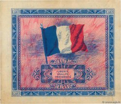 10 Francs DRAPEAU  FRANCE  1944 VF.18.02 pr.TTB