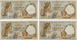 100 Francs SULLY Lot FRANCE  1940 F.26(lot)