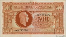 500 Francs MARIANNE  FRANCE  1945 VF.11.02