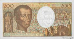 200 Francs MONTESQUIEU  FRANCE  1992 F.70.12b TTB+