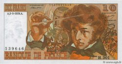 10 Francs BERLIOZ  FRANCE  1978 F.63.23