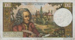 10 Francs VOLTAIRE  FRANCE  1963 F.62.05 TB