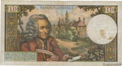 10 Francs VOLTAIRE  FRANCE  1964 F.62.10 B+