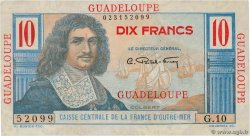 10 Francs Colbert  GUADELOUPE  1946 P.32 UNC-