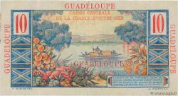 10 Francs Colbert  GUADELOUPE  1946 P.32 SUP+
