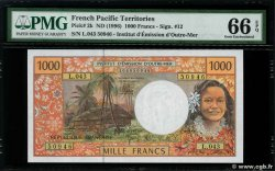 1000 Francs   FRENCH PACIFIC TERRITORIES  2008 P.02k