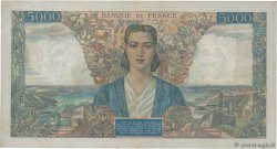 5000 Francs EMPIRE FRANÇAIS FRANCE  1946 F.47.55 TTB+