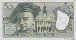 50 Francs QUENTIN DE LA TOUR FRANCE  1979 F.67.04 TTB