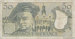 50 Francs QUENTIN DE LA TOUR FRANCE  1989 F.67.15 B