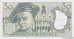 50 Francs QUENTIN DE LA TOUR FRANCE  1990 F.67.16 SPL+