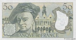 50 Francs QUENTIN DE LA TOUR FRANCE  1992 F.67.18 pr.SUP