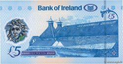 5 Pounds IRLANDE DU NORD  2017 P.New NEUF