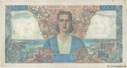 5000 Francs EMPIRE FRANÇAIS  FRANCE  1942 F.47.03 pr.TTB