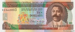 10 Dollars  BARBADE  1995 P.48 NEUF