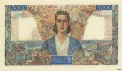 5000 Francs EMPIRE FRANçAIS FRANCE  1945 F.47.22 SPL