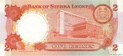 2 Leones SIERRA LEONE  1980 P.11 pr.NEUF