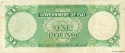 1 Pound FIDJI  1965 P.053g TB à TTB