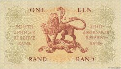 1 Rand AFRIQUE DU SUD  1962 P.103b pr.NEUF