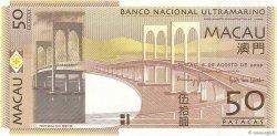 50 Patacas MACAO  2009 P.081B NEUF