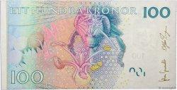 100 Kronor SUÈDE  2008 P.65d NEUF