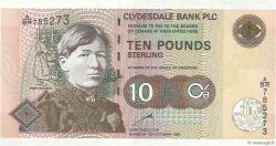 10 Pounds ÉCOSSE  1999 P.226b NEUF