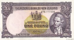 1 Pound NOUVELLE-ZÉLANDE  1967 P.159d pr.SPL
