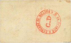 2 Francs FRANCE régionalisme et divers  1915 JP.02-1255 TTB
