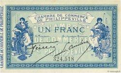 1 Franc PHILIPPEVILLE ALGÉRIE  1914 JP.142.04 NEUF