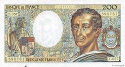 200 Francs MONTESQUIEU FRANCE  1988 F.70.08 SPL+