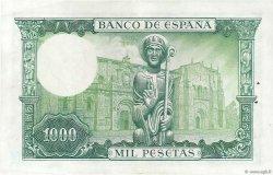 1000 Pesetas ESPAGNE  1965 P.151 SUP+