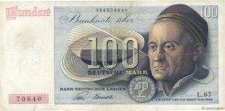 100 Deutsche Mark ALLEMAGNE  1948 P.015a TTB