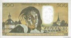 500 Francs PASCAL FRANCE  1969 F.71.04 pr.SUP