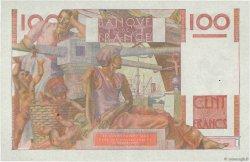 100 Francs JEUNE PAYSAN FRANCE  1947 F.28.15 SPL