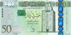 50 Dinars LIBYE  2013 P.80 NEUF