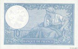 10 Francs MINERVE modifié FRANCE  1940 F.07.22 pr.NEUF