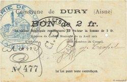 2 Francs FRANCE régionalisme et divers  1915 JP.02-0615 TTB